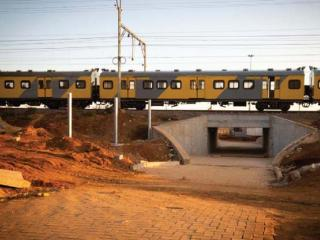 Tembisa Pedestrian Cycle Rail Underpass Bridges